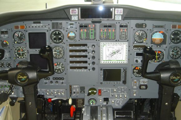 <b>Cessna 525 CitationJet, MT VisionAir EP<br></b>