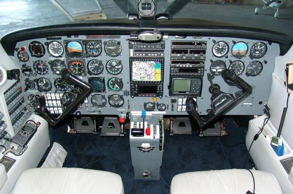 Piper Malibu PA 46-310 P: MT VisionAir EP III<br>Aircraft for Sale! (www.piper-malibu.de)