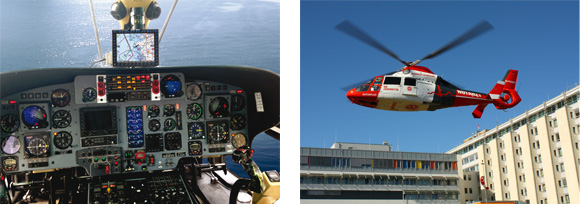 MT Mission Management System: z.B. Offshore + SAR