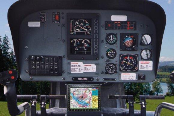 EC 120 : MT VisionAir EP mit Sat Radar