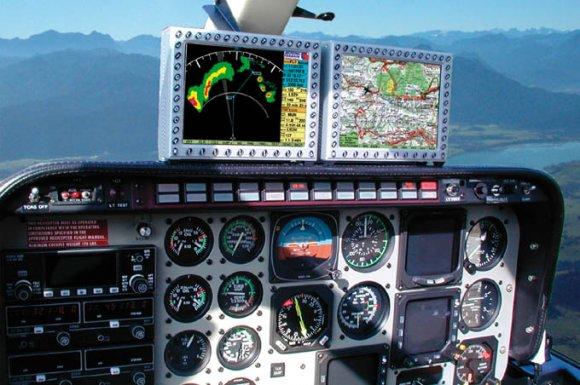 Bell 206 Long Ranger: 2 MT VisionAir EP
