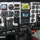 C210 Turbine: MT VisionAir III EP (Steuerhorn), MT VisionAir X (Panel Installation)<br />